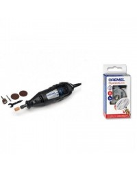 Dremel 200-5 + SpeedClic Starter Set SC406