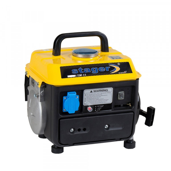 Generator open frame benzina Stager GG 950DC