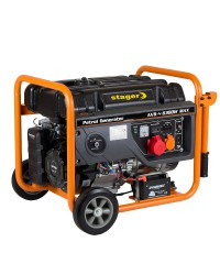 Generator open frame benzina Stager GG7300-3EBW