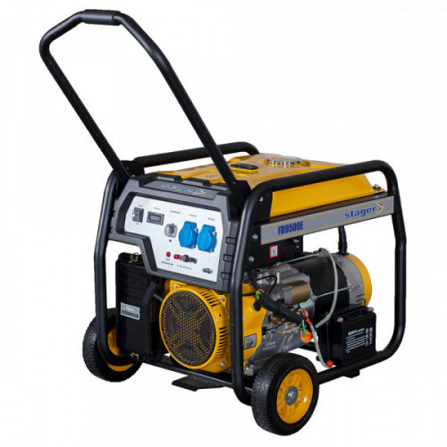Generator open frame Stager FD 9500E