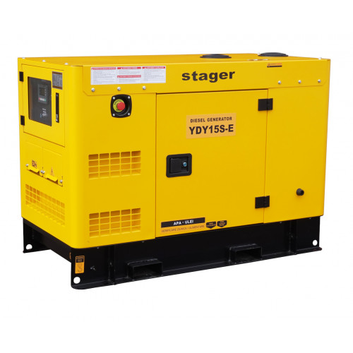 Stager YDY15S-E - Generator Diesel