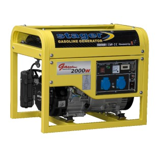 Generator open frame benzina Stager GG 2900 - Alternative Pure Energy