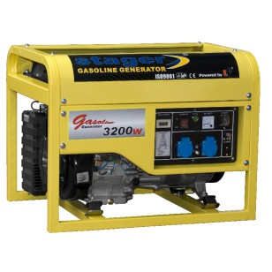 Generator open frame benzina Stager GG4800 - Alternative Pure Energy