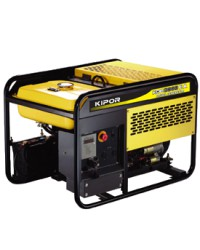 Generator Kipor KDE 8000 EA - Alternative Pure Energy